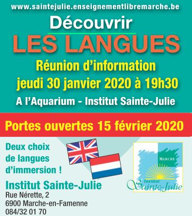soirée immersion 2020